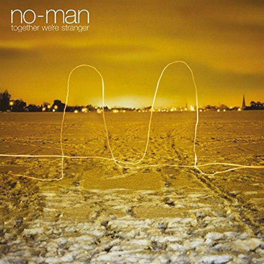 NO-MAN TOGETHER WE'RE STRANGER (BONUS TRACKS) LP VINYL NEW (US) 33RPM