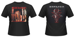 BATHORY UNDER THE SIGN... LARGE MENS T SHIRT NEW OFFICIAL