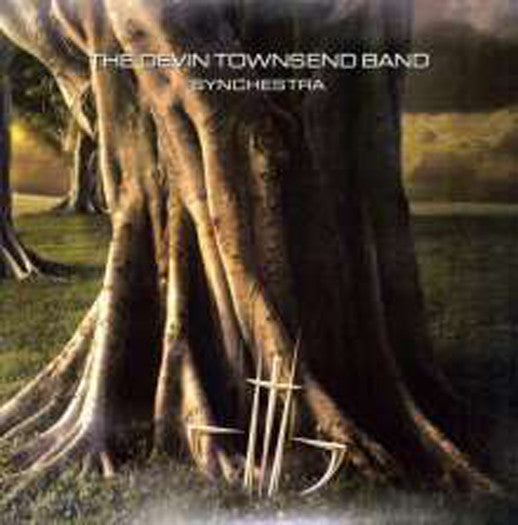 DEVIN TOWNSEND BAND SYNCHESTRA DOUBLE LP VINYL 33RPM NEW