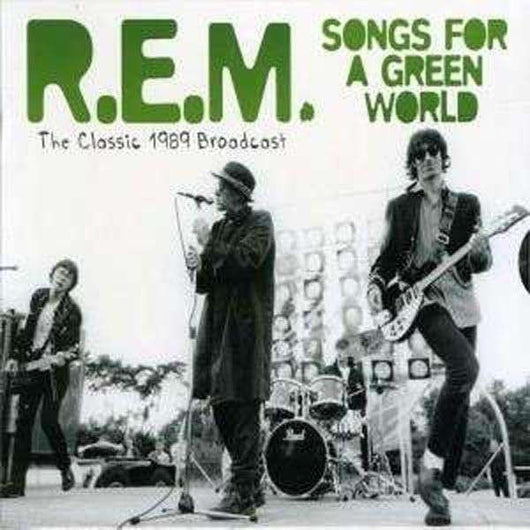 REM SONGS FOR A GREEN WORLD DOUBLE LP VINYL 33RPM NEW