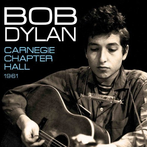 BOB DYLAN CARNEGIE CHAPTER HALL DOUBLE LP VINYL 33RPM NEW