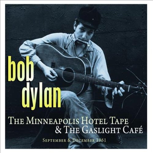 BOB DYLAN THE MINNEAPOLIS HOTEL AND GASLIGHT CAFE LP VINYL  NEW