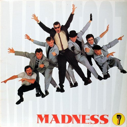 MADNESS 7 LP VINYL 33RPM NEW