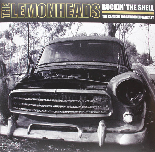 LEMONHEADS IN THE SHELL DOUBLE LP VINYL 33RPM NEW