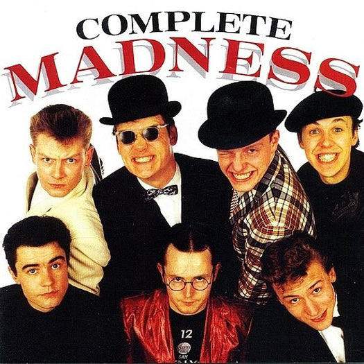 MADNESS COMPLETE MADNESS DOUBLE LP VINYL 33RPM NEW