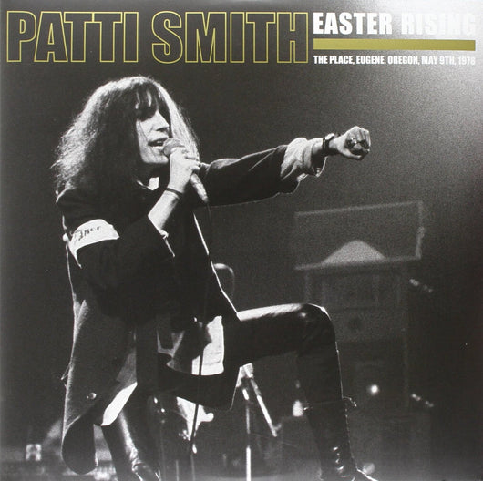 PATTI SMITH EASTER RISING DOUBLE LP VINYL 33RPM NEW