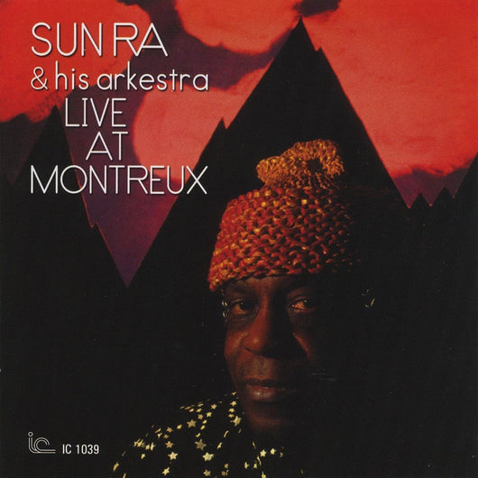 SUN RA AND HIS ARKESTRA LIVE AT MONTREUX LP VINYL NEW 33RPM 2014