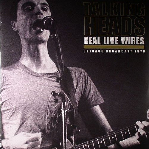 TALKING HEADS REAL LIVE WIRES DOUBLE LP VINYL 33RPM NEW