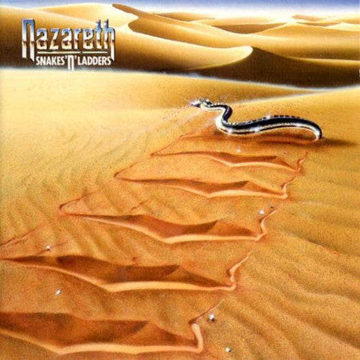 NAZARETH SNAKES N LADDERS LP VINYL NEW 33RPM 2014 LTD ED