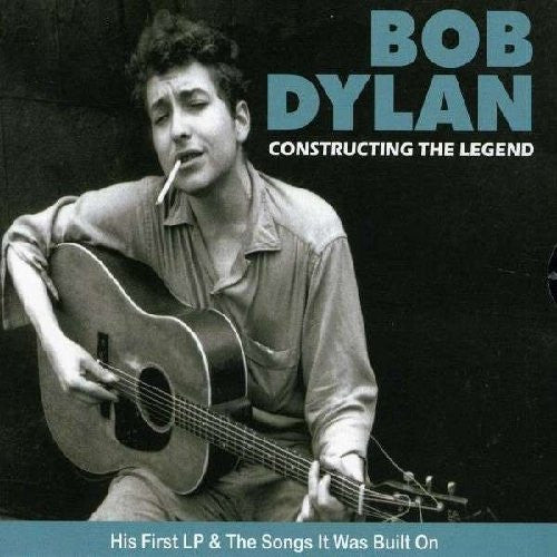 BOB DYLAN CONSTRUCTING THE LEGEND DOUBLE LP VINYL 33RPM NEW