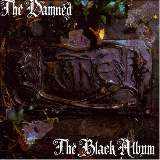 DAMNED BLACK TRIPLE LP VINYL NEW 2014 33RPM