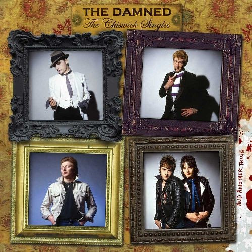 DAMNEDCHISWICK SINGLES AND ANOTHER THING DOUBLE VINYL 33RPM NEW