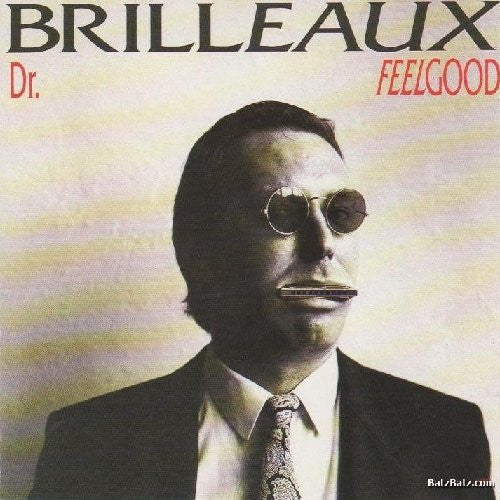 DR FEELGOOD BRILLEAUX LP VINYL 33RPM NEW