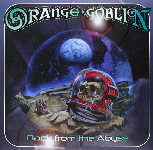 ORANGE GOBLIN BACK FROM THE ABYSS LP VINYL NEW 33RPM
