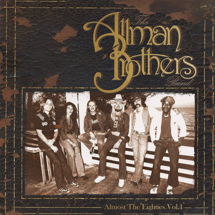 Allman Brothers Band Almost the Eighties Vol 1 Vinyl LP New 2017