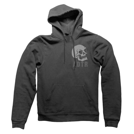 A DAY TO REMEMBER A.D.T.R. MENS Black LARGE Pullover Hoodie NEW