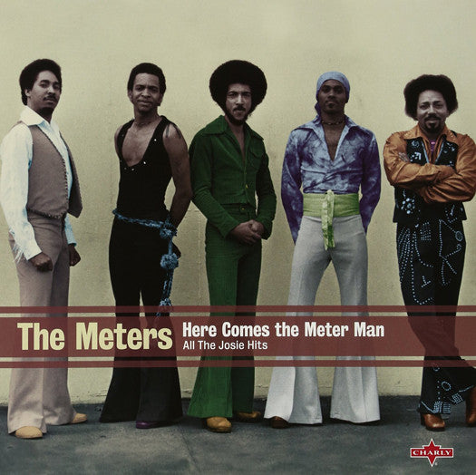 METERS HERE COMES THE METER MAN LP VINYL NEW (US) 33RPM