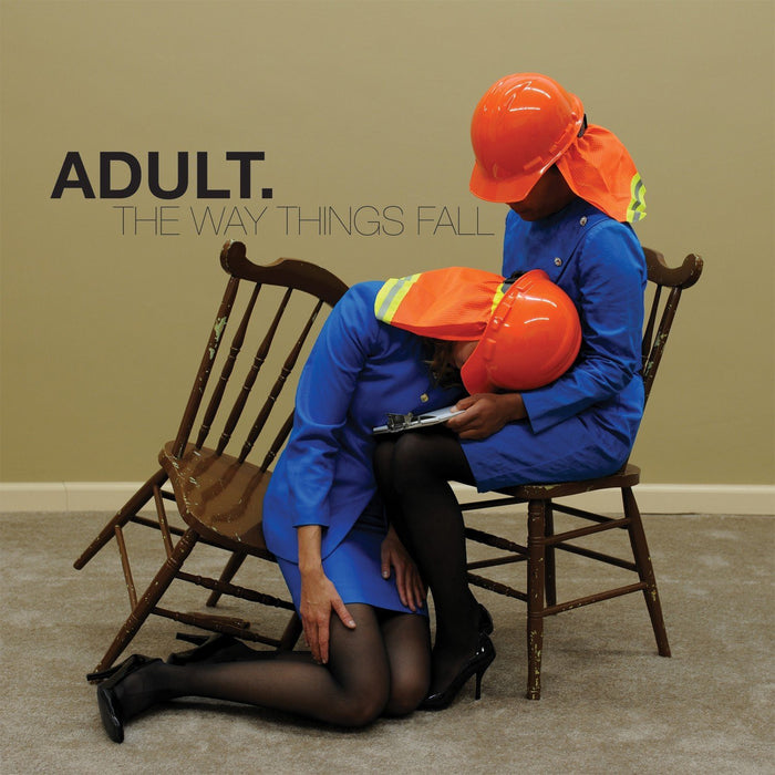 ADULT WAY THINGS FALL LP VINYL 33RPM NEW