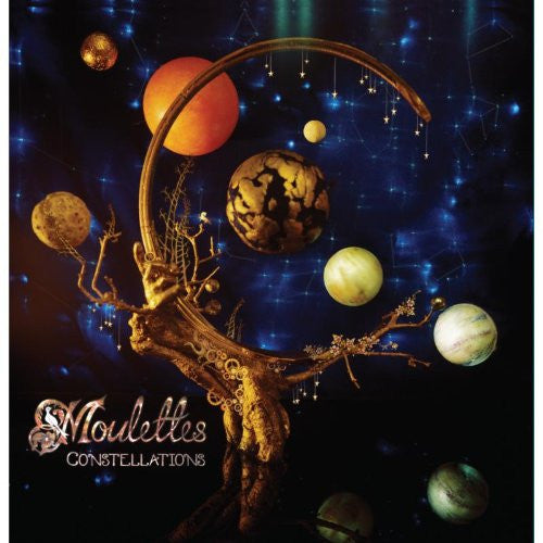 MOULETTES CONSTELLATIONS LP VINYL 33RPM NEW LIMITED ED