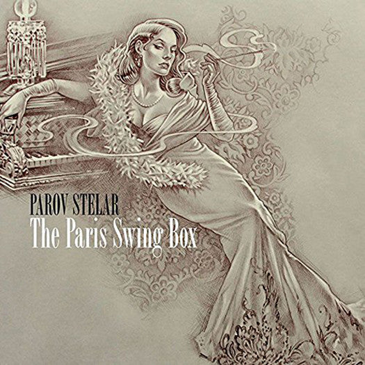 PAROV STELAR PARIS SWING BOX LP VINYL NEW (US) 33RPM