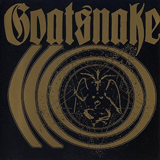 GOATSNAKE 1 + DOG DAYS LP VINYL NEW (US) 33RPM