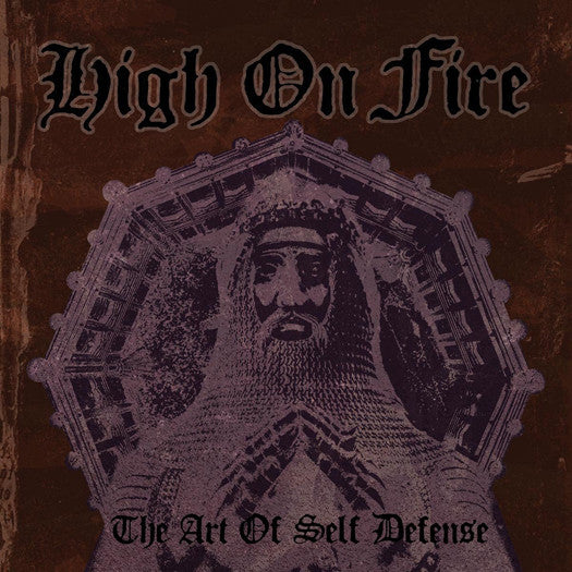 HIGH ON FIRE ART OF SELF DEFENSE LP VINYL NEW (US) 33RPM DELUXE