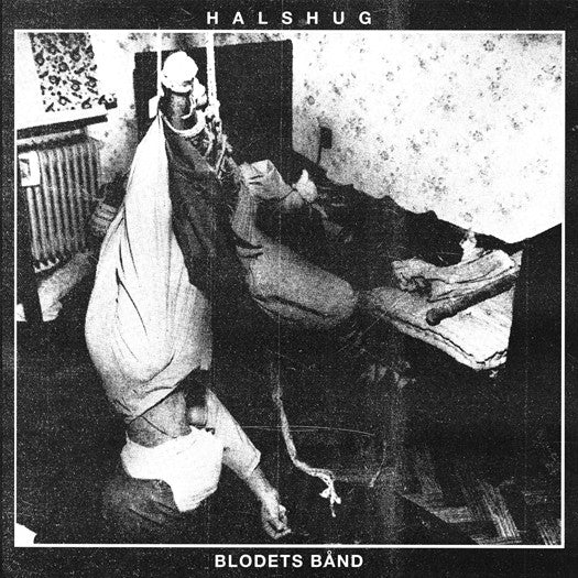 HALSHUG BLODETS BAND LP VINYL NEW (US) 33RPM