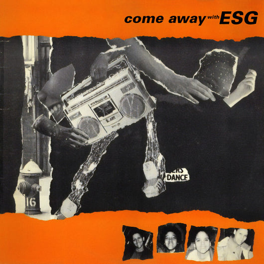 ESG Come Away With ESG Vinyl LP