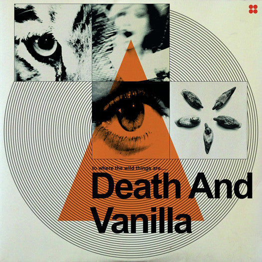 DEATH VANILLA WHERE THE WILD THINGS ARE LP VINYL NEW 33RPM