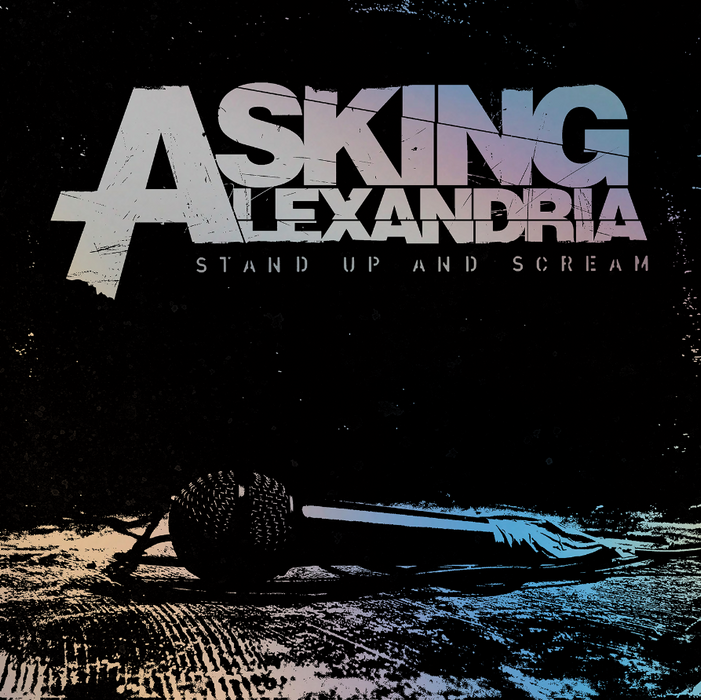 Asking Alexandria - Stand Up And Scream Vinyl LP 10th Anniversary RSD Oct 2020