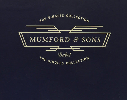 MUMFORD & SONS BABEL THE SINGLES COLLECTION LP VINYL NEW (US) 33RPM