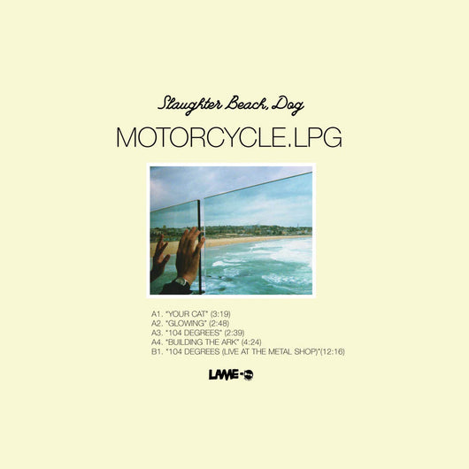 Slaughter Beach Dog Motorcycle.LPG Vinyl LP New 2018