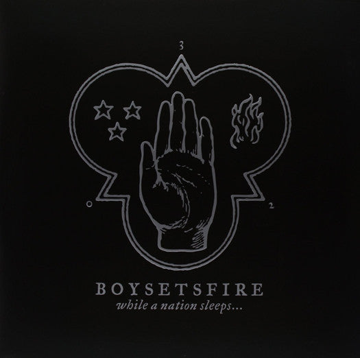 BOYSETSFIRE WHILE THE NATION SLEEPS LP VINYL NEW (US) 33RPM
