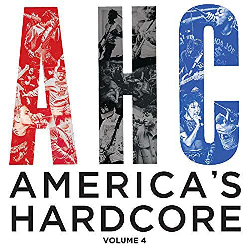 AMERICAS HARDCORE COMPILATION Volume 4 LP Vinyl NEW 2018
