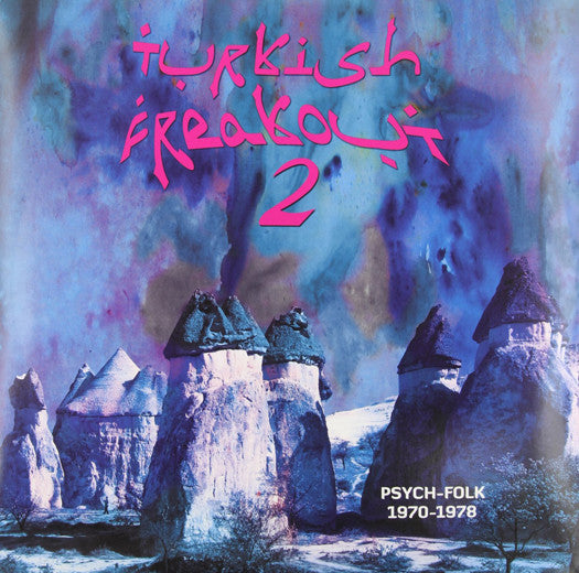 TURKISH FREAKOUT 2 VARIOUS TURKISH FREAKOUT 2 VARIOUS LP VINYL NEW (US)