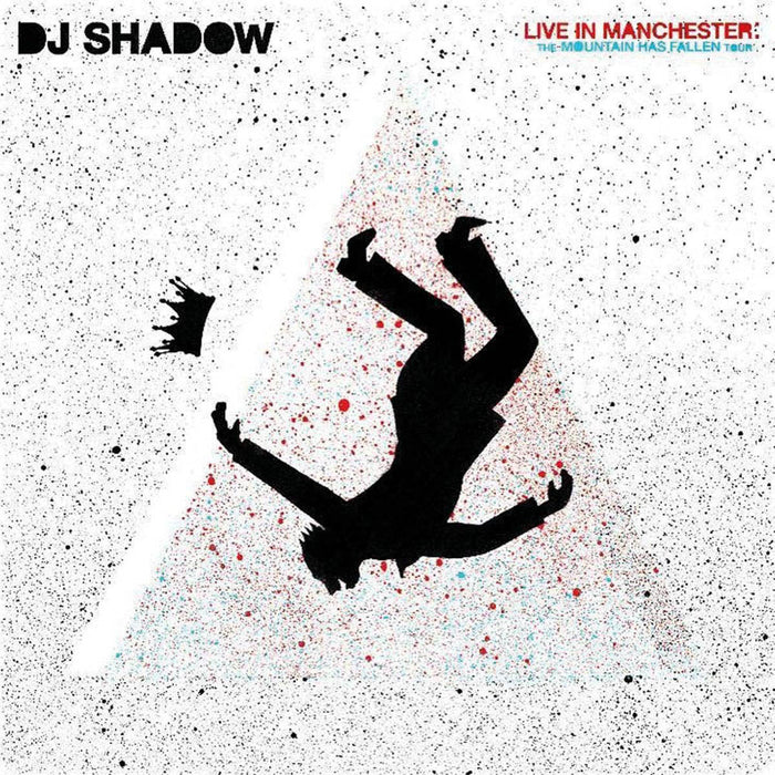 DJ Shadow Live in Manchester The Mountain ... Double Vinyl LP New 2018