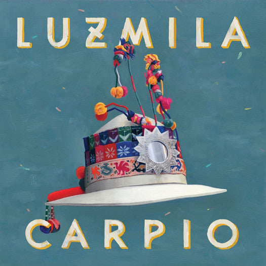 LUZMILA CARPIO YUYAY JAPINA TAPES LP VINYL, CD AND DOWNLOAD NEW (US)