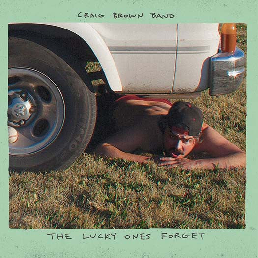 CRAIG BROWN BAND The Lucky Ones Forget LP Vinyl NEW 2017