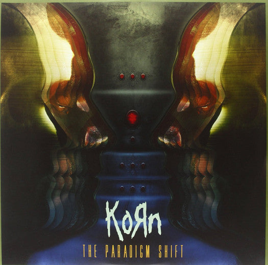 KORN THE PARADIGM SHIFT DOUBLE LP VINYL NEW 33RPM