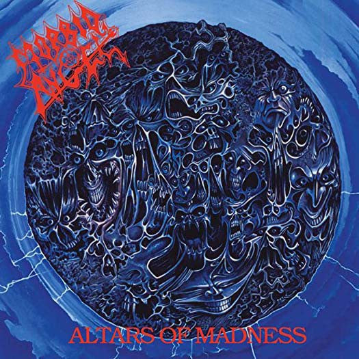 MORBID ANGEL Altars Of Madness LP Vinyl NEW 2017
