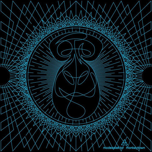 MODESELEKTOR MONKEYTOWN LP VINYL NEW (US) 33RPM