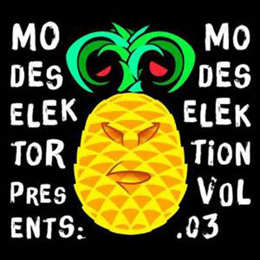 MODESELEKTOR PROUDLY PRESENTS MODESELEKTION VOL 03 LP VINYL NEW 33RPM