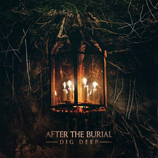 AFTER THE BURIAL Dig Deep LP Vinyl NEW