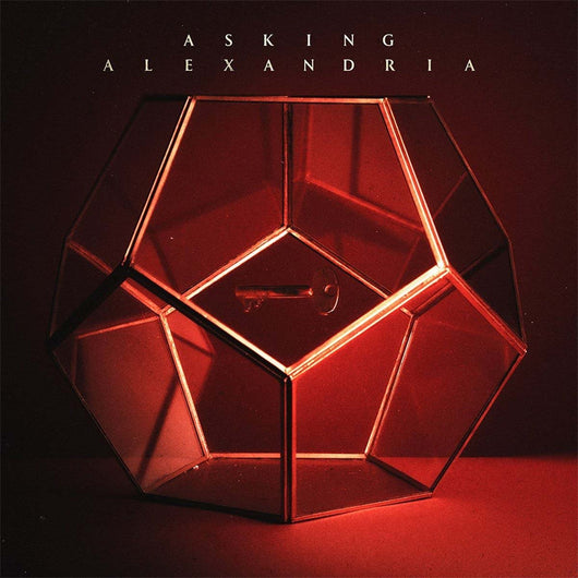ASKING ALEXANDRA Asking Alexandria LP Red Vinyl NEW 2018