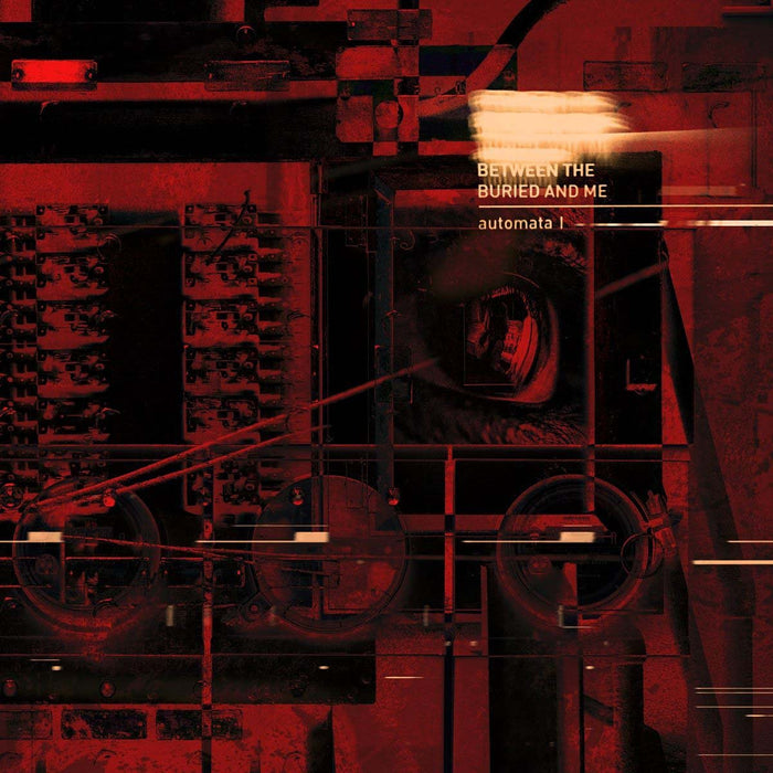 BETWEEN THE BURIED & ME Automata I LP Clear Red Vinyl NEW 2018