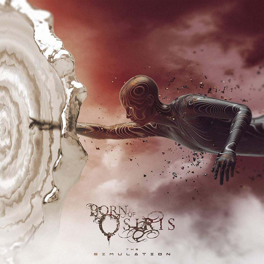 Born Of Osiris The Simulation Vinyl LP New 2019