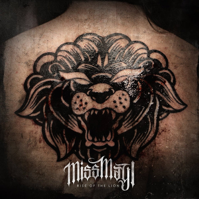 MISS MAY I RISE OF THE LION LP VINYL 33RPM NEW
