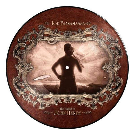 JOE BONAMASSA BALLAD OF JOHN HENRY LP VINYL NEW 2014 LTD ED PIC DISC