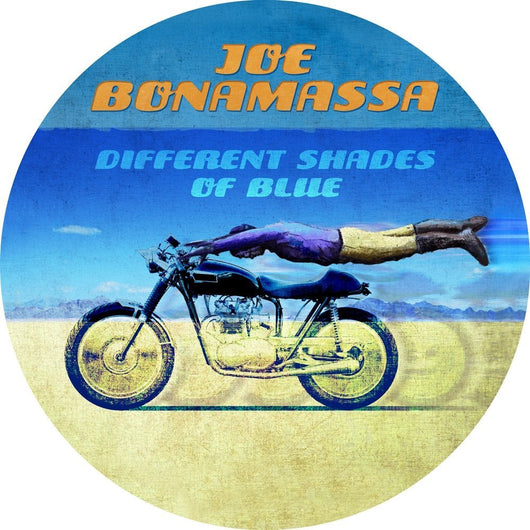 JOE BONAMASSA DIFFERENT SHADES OF BLUE LP VINYL NEW 33RPM