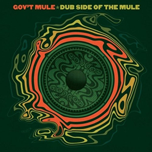 GOVT MULE DUB SIDE OF THE MULE 180GRAM LP VINYL NEW 33RPM